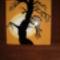 fapofa(a zöld tuffok még hiányoznak)