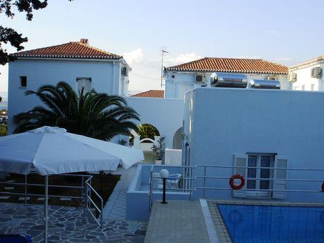 görög házak