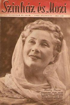 Honthy Hanna 1954