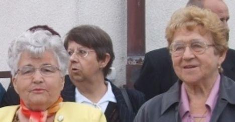 Kiss Ernőné és Szabó Károlyné