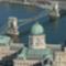 Látkép a Budai várról - légifotó