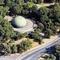 Légifotó a Planetáriumról