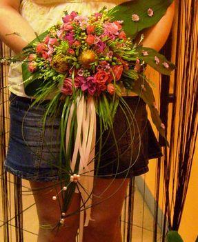 Rózsaszín menyasszonyi 2.