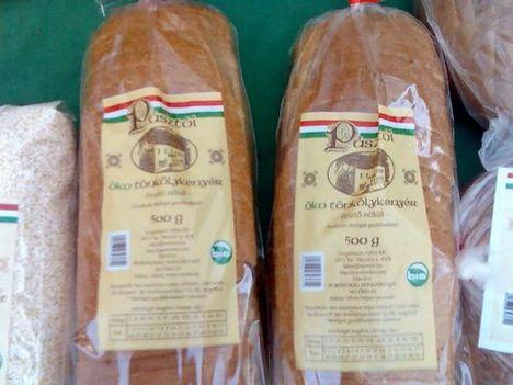 Tönköly kenyér élesztő nélkül