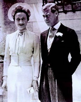 Wallis Simpson és VIII. Edward windsori főherceg