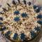 Rumos-meggyes torta