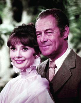 Audrey Hepburn - Rex Harrison