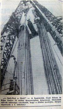 Bősárkányi olajkút 1 1968.06.29. 1.o.