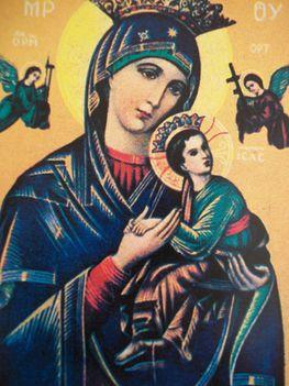 Madonna a Jézussal