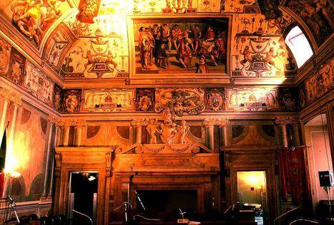 Palazzo Spada Sala Consigliare