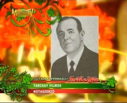 TARCSAY  VILMOS  1894  -  1950 ..