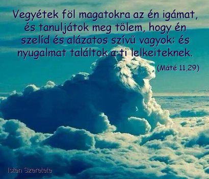 Gyönyörködjél az Úrban!