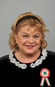 Oszvald Marika - Kossuth díjas