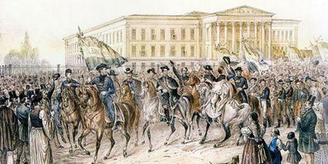Petőfi sándor: 1848
