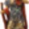 Sf0821 szent Kristóf szobor