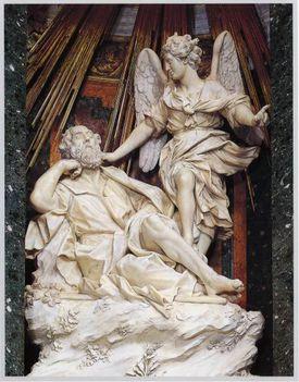Il sogno di San Giuseppe_Domenico Guidi