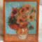 Váza 12 napraforgóval