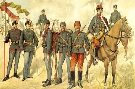 Honvédség - 1849.máj.21.