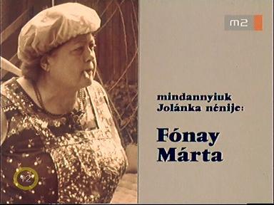 Fónay Márta