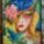 Gálik Erika üvegfestményei