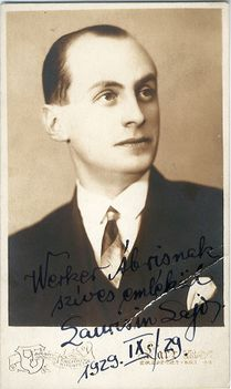 LAURISIN  LAJOS  1897  -  1977  ..