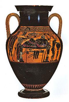 Ókori görög vázák 2