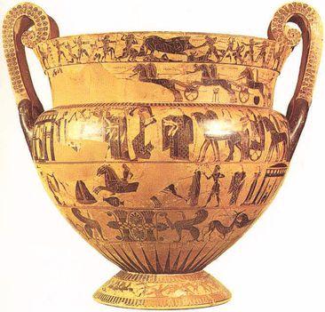 Ókori görög vázák 3