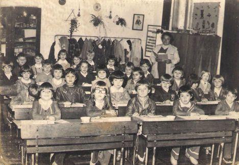 Osztálykép 1981