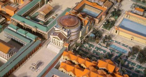 a pantheon egykor