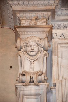 Basilica S. Pietro Cherubs