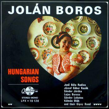BOROS  JOLÁN  1914  -  1997  ..