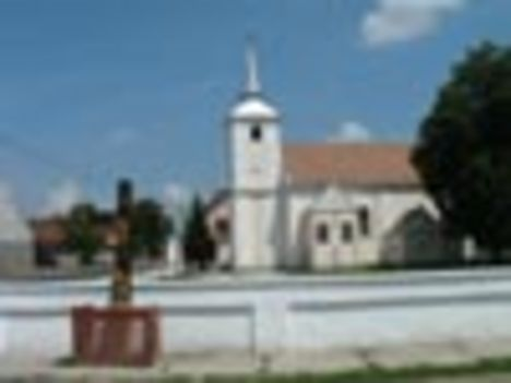 Csikszentsimon templom
