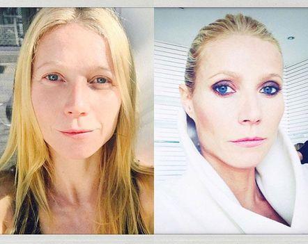 Így néz ki Gwyneth Paltrow smink nélkül!