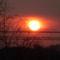 naplemente az ablakomból