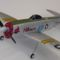 NineEagle Miniatűr Harci Repülőgép