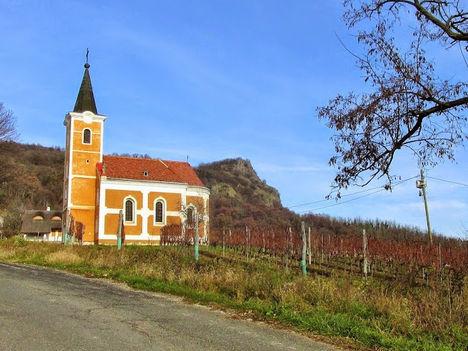 Szent György-hegyi Lengyel-kápolna