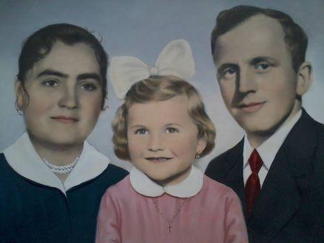a családom 1963-ban