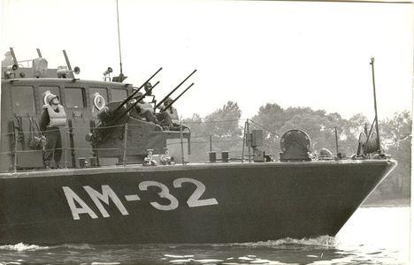AM-32 hadihajó