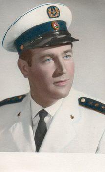hadihajós megengedett egyenruha 1957