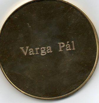 Kisnémedi Varga Pál