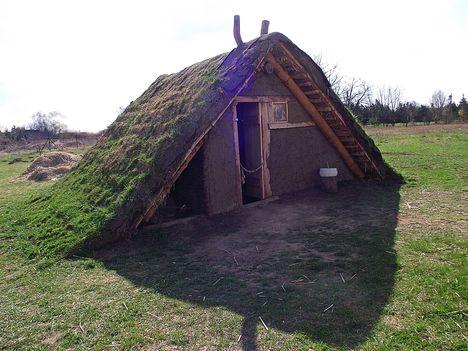 Sóstói Múzeumfalu - Árpád-kori falu