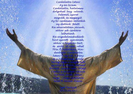 Csodálatos Isten