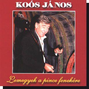 Koós János énekes, humorista