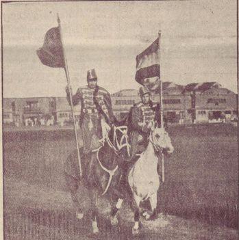 néphadsereg lap 1952 máj.1-i lovasbemutató