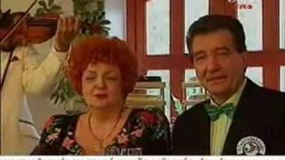 Csala Judit és Dömsödi Farkas Bálint, nótaénekesek, bölcsődal