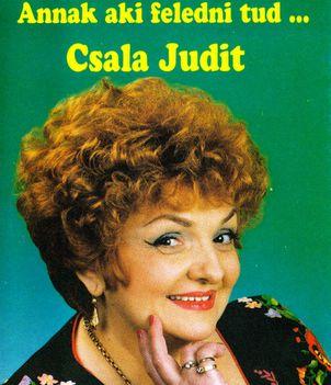 Csala Judit, lemezborító