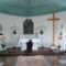 KIRÁLYHÁZA - NYALÁBVÁR kápolna belső