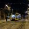 Ma éjjel is tekergett a 2202-es Cafka - Az Etele téri végállomáson (fotó Vörös Attila. iho.hu - 2015)