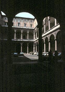 Pal.Cancellaria - Róma