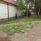Tereprendezés a templom és a plébánia udvarán 2